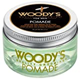 Woody's Pomade for Men, Pomade, 3.4 Ounce Review and Comparison