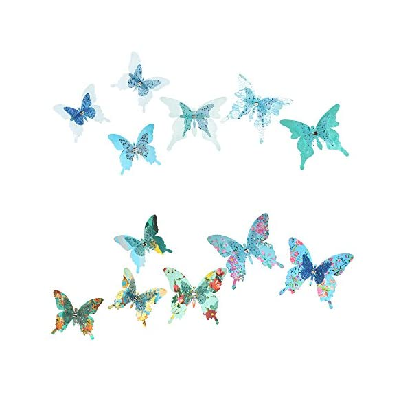 Butterfly-Clips