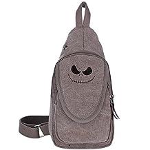 Nightmare Before Christmas Jack Skellington Chest Pack Crossbody Bag