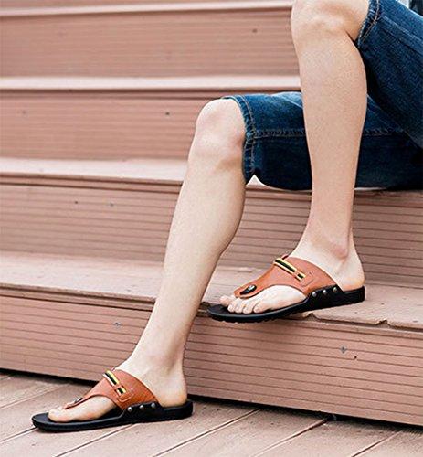 C Sandalias Antideslizantes De Hombres Zapatillas Verano Playa Los De SSxc7gq8