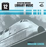 """Orgasmo Sonore´s new epic Album """"Revisiting Obscure Library Music."""" Orgasmo´s new work will feature great Library tunes from the likes of Bruno Nicolai, Giuliano Sorgini, Alessandro Alessandroni, Piero Umiliani, Lesiman, Les Baxter, Jacky Gio..."""