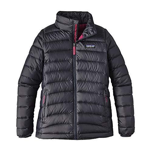 Patagonia G Down Sweater Jacket Smolder Blue Girls ()