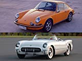 Car History - Corvette and 911