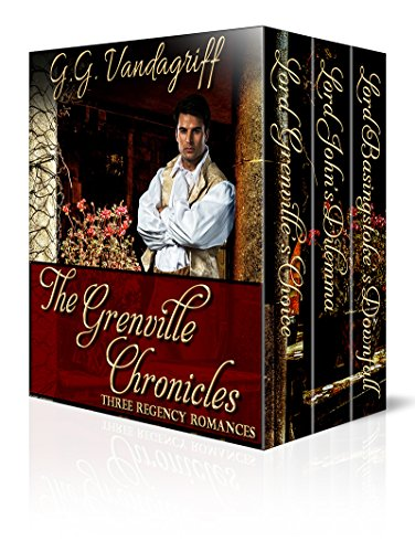 The Grenville Chronicles: A Trilogy by [Vandagriff, G.G.]