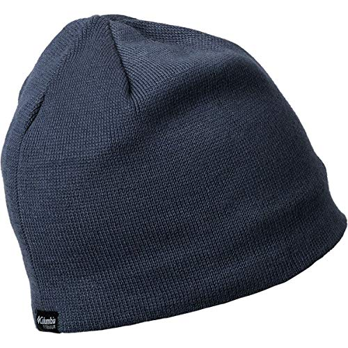 Columbia Wool Beanie - Columbia Powder Keg OHR 3D Beanie Nocturnal, One Size