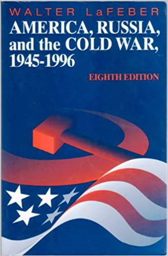 An Analysis of the Cold War Events in Russia