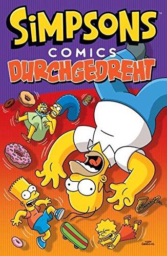 Simpsons Comics: Bd. 23: Durchgedreht Taschenbuch – 17. März 2014 Matt Groening u.a. Panini 3862018377