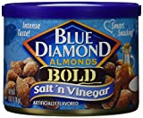 Blue Diamond Almonds Salt N Vinegar, 3 Pack Review