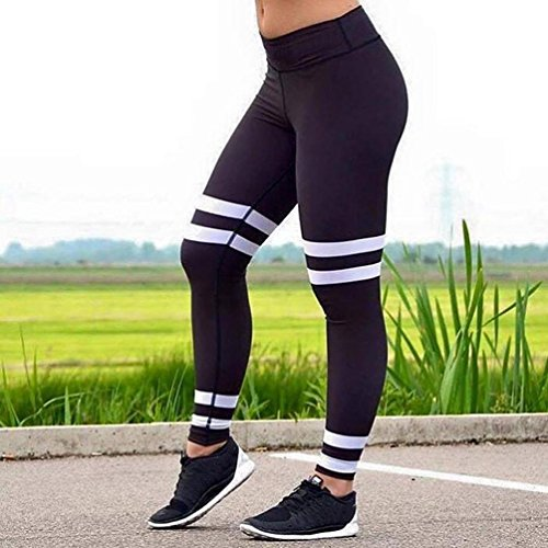 Leggings Black Black Donna Sportivi Sportivi Bovake Bovake Bovake Leggings Leggings Donna qdtvP6xq
