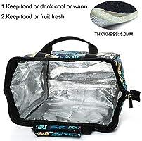 Winmax - Bolsa térmica portátil Bolsa de Almuerzo Lunch Bag Box ...