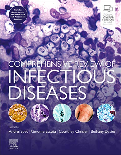 Comprehensive Review of Infectious Diseases - medicalbooks.filipinodoctors.org