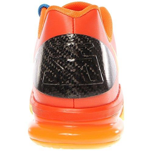 Nike Kd V Elite Herenstijl 585386-800 Kd V Elite-tm Oranje / Tr Geel-ttl Oranje-pht B