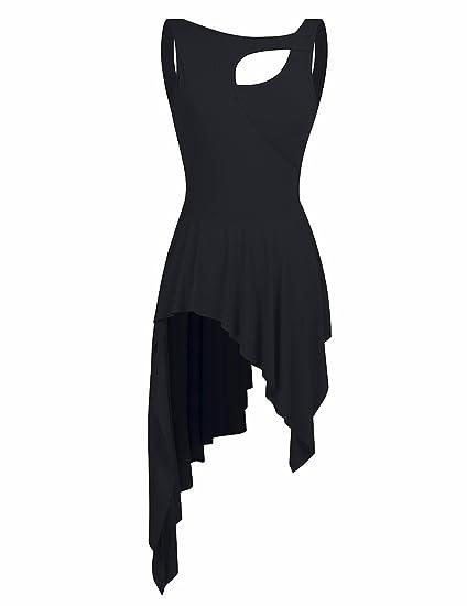 Amazon Iiniim Lyrical Dance Costume Women High Low Dance Dress