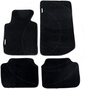 Custom Luxury Car Mats to fit BMW 3 Series E46 Cabriolet 2001-2005