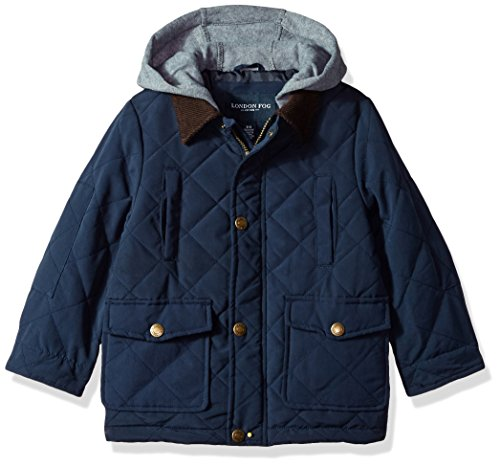 Quilted Barn Coat - 4