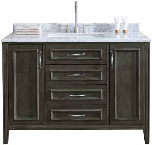 Ari Kitchen and Bath AKB-JUDE-48-FRGR Jude Vanity Set