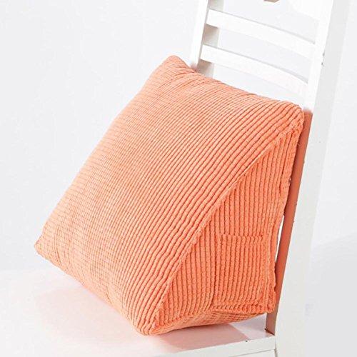 FLHSLY lumbar support cushions reading pillows sofa car ...