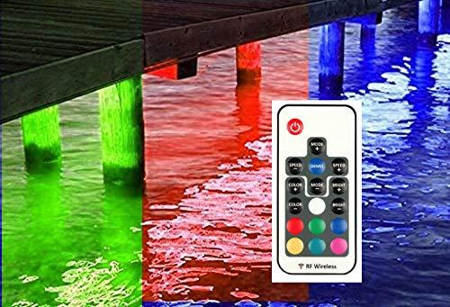 Multi-Color Pimp My Dock LED Lights DIY Premium 15,000 Lumen LED Under Dock Lighting Kit SMD5630 IP68 Completely Waterproof -