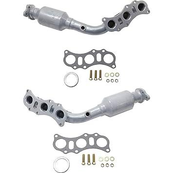 Manifold Catalytic Converter 2005-2006 for Toyota Tundra 4.0L Right Passenger