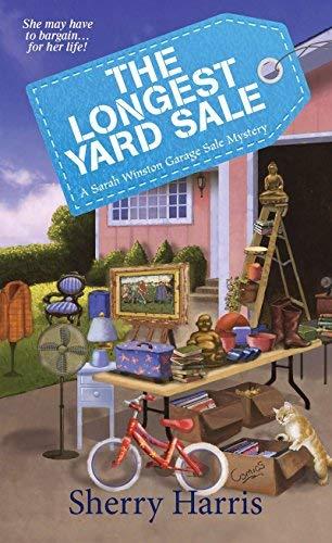 A Sarah Winston Garage Sale Mystery The Longest Yard Sale (Paperback) - Common