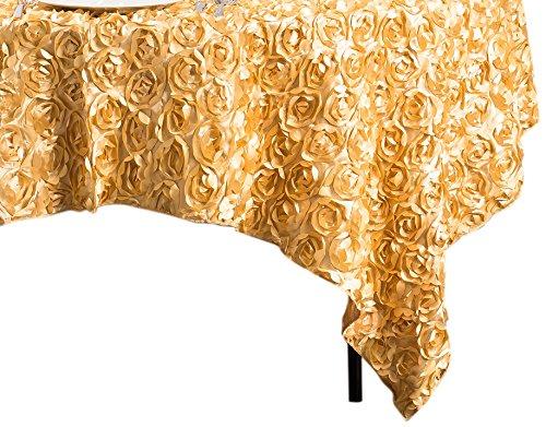 Gold Rosette - 9