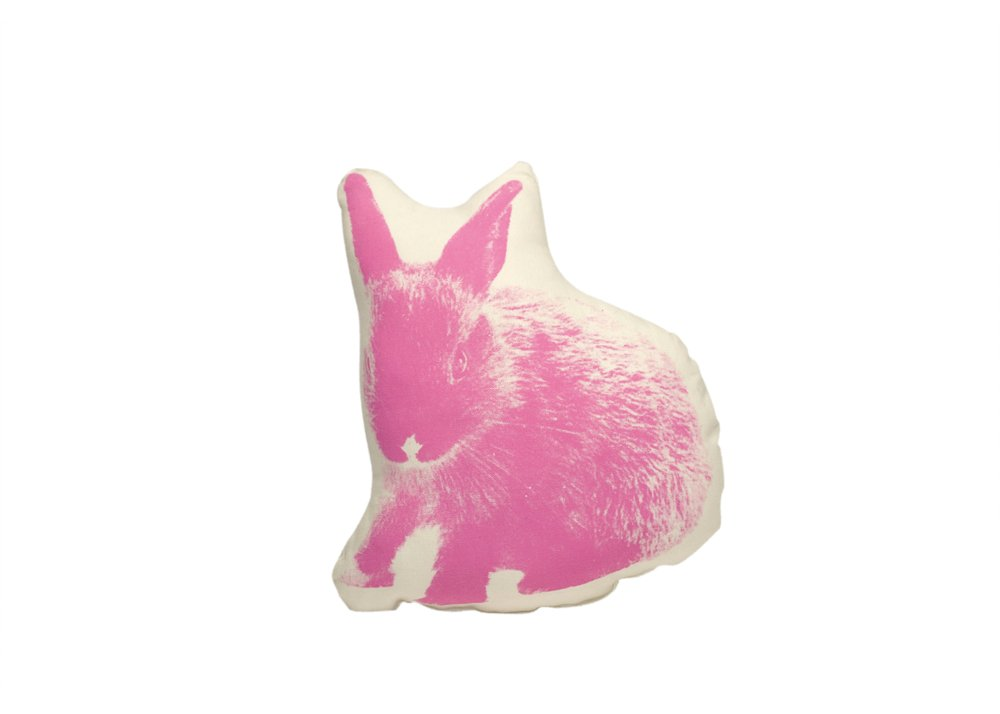 AREAW Areaware Bunny Pillow Doll