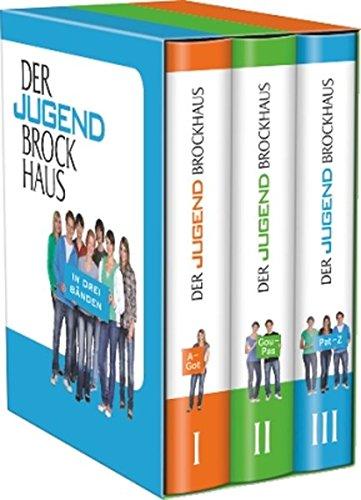 Der Jugend Brockhaus In Drei Bänden