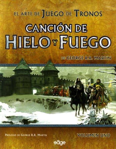 Edge Entertainment-El Arte de Juego de Tronos: Vol.1, Multicolor (EDGIF01): Vv.Aa.: Amazon.es: Juguetes y juegos