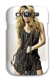 Irene R. Maestas's Shop 2015 NMIP2MELM2JNE13J Galaxy S3 Hard Back With Bumper Silicone Gel Tpu Case Cover Shakira 2010 Photoshoot