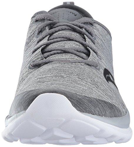 Pictures of Saucony Women's Swivel Sneaker Grey Heather 6