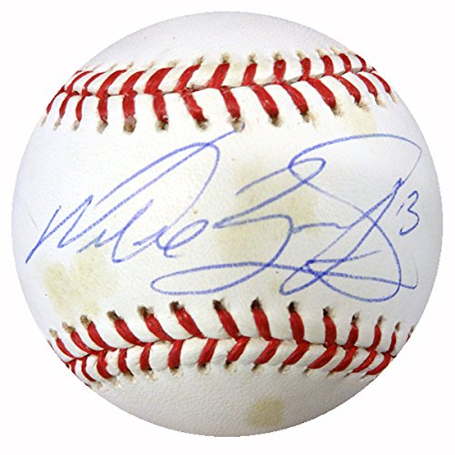 (Willie Banks Autographed MLB Baseball Yankees PSA/DNA #Y29639)
