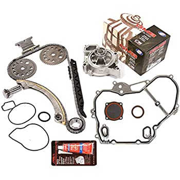 130 LINKS Timing Chain Kit for 2.4L 146cid 2392cc Twin Cam DOHC L4 LD9 VIN Code T New TK5010
