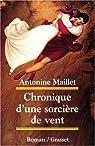 Chronique d'une sorcière de vent par Maillet