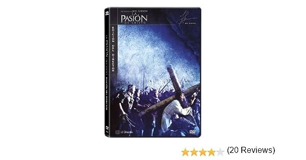 La Pasión De Cristo [DVD]: Amazon.es: Monica Bellucci, Maïa Morgenstern, Mel Gibson: Cine y Series TV