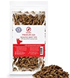 Cheap TickledPet Grain Free Natural Slow Roasted Beef Crisp Bite Sized Dog Training Treats, 8 oz