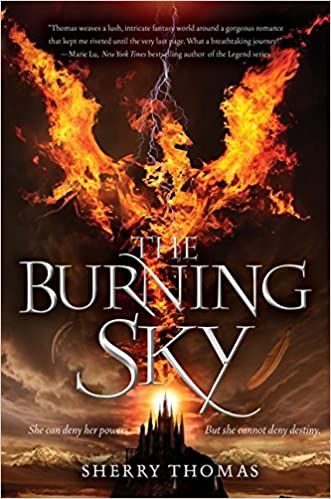 Image result for the burning sky