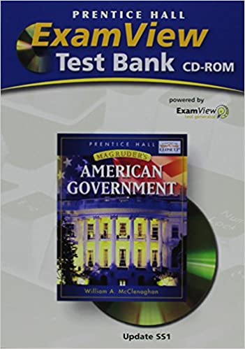 Amazon magruders american government examview test bank cd rom magruders american government examview test bank cd rom fandeluxe Image collections