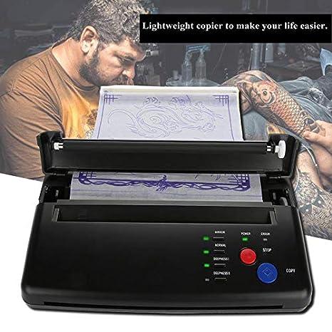 Amazon.com: Stencils Mechero Tatuaje Máquina de ...
