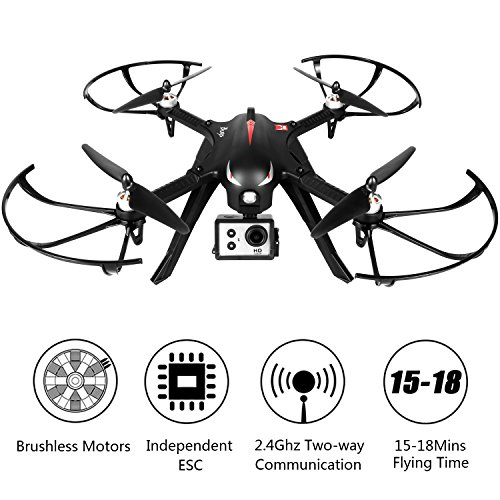 Brushless Quadcopter Drone MJX Drones 300Meters Distance product image