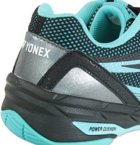 Yonex Power Cushion 56 Black//Mint Badminton Shoes