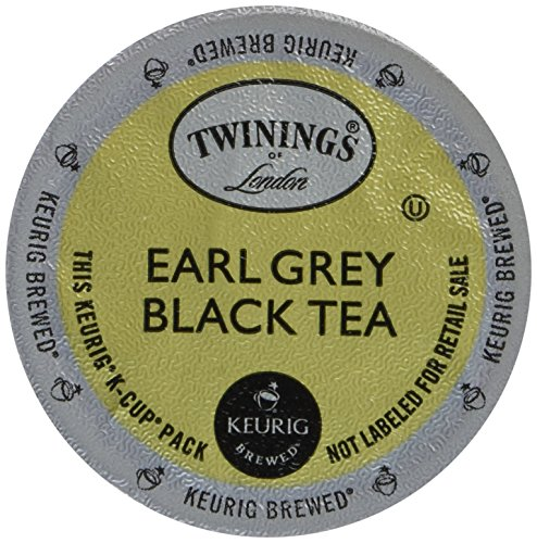 Twinings Earl Grey Tea, 24 Count (Pack of 2) (Earl Grey Tea K Cups compare prices)