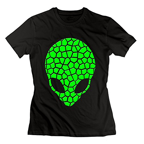 Customizable Morphsuits (LianJian Alien Logo Women's T-Shirt X-Large Black Womens)