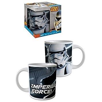 Tasse Keramik Star Wars den Wahl Darth Vader oder Stormtrooper ...