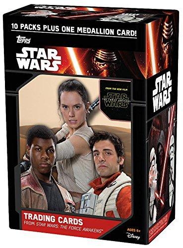 2015 Topps Star Wars Blaster Box (The Force Awakens)