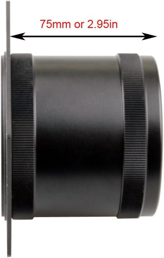 20mm//55mm//75mm Extension Lens Board Lens Adapter Lens Protector for Linhof Technika Wista ShenHao Chamonix Film Camera Accessories