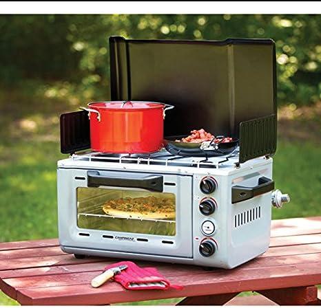 Coleman 1800 W dos quemadores de gas Camping hornillo de gas para camping y al aire libre