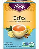 Yogi Tea, DeTox, 16 Count, Packaging May Vary