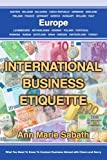 img - for International Business Etiquette: Europe book / textbook / text book