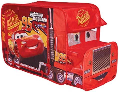 new product 78fb9 e374b Disney Cars Pop Up Mack Truck Tourin' Trucker Play Tent