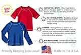 City Threads Baby Rash Guard in Long and Short
